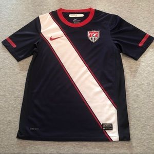 *LikeNew* Youth Authentic Nike USA Soccer Jersey